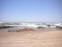 Playa Tomoyo en Tacna